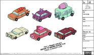 Random Cars Model