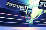GTPJ PunchSport Color BG