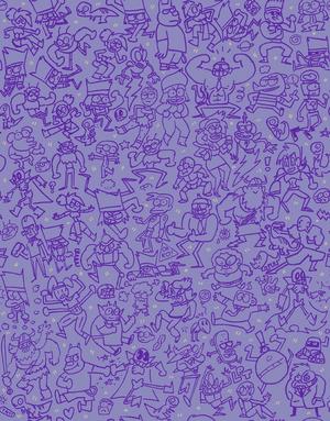 OK KO Krew Tumblr Background