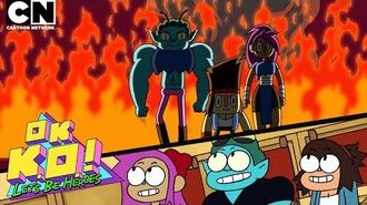 OK K.O.! Let's Be Heroes Let's Watch The Pilot Cartoon Network