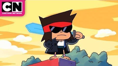 OK K.O. Let's Be Heroes KO's Entry for the Plaza Film Festival Cartoon Network