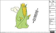 Corn Shepard Model
