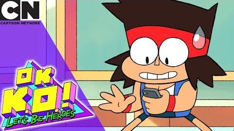 OK K.O.! All the Embarrassing Videos Cartoon Network