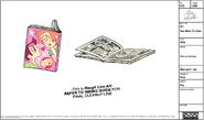 Shoujo Manga Model