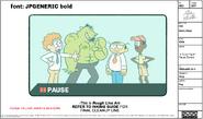 Pause Screen Model