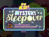 Mystery Sleepover