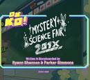 Mystery Science Fair 201X