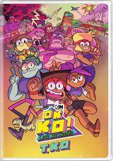OK K.O.! Let's Be Heroes: T.K.O. (V1)
