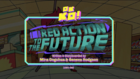 Red Action to the Future Titlecard