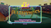 Plazalympics Titlecard