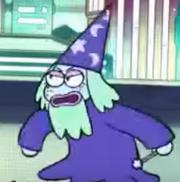 Wizard villain