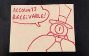 Ernesto Accounts Receivable Toby