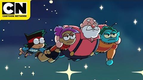 OK K.O.! Special Seasonal Burritos Cartoon Network