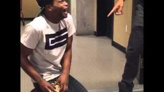 Best Vines King Bach when Spaghetti falls out your pocket.-1