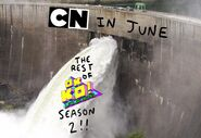 OK KO Season 2B Waterfall