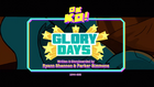 Glory Days Titlecard