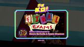 Final Exams Titlecard