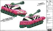 Elodies Tank Model