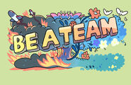 Be a Team Promo