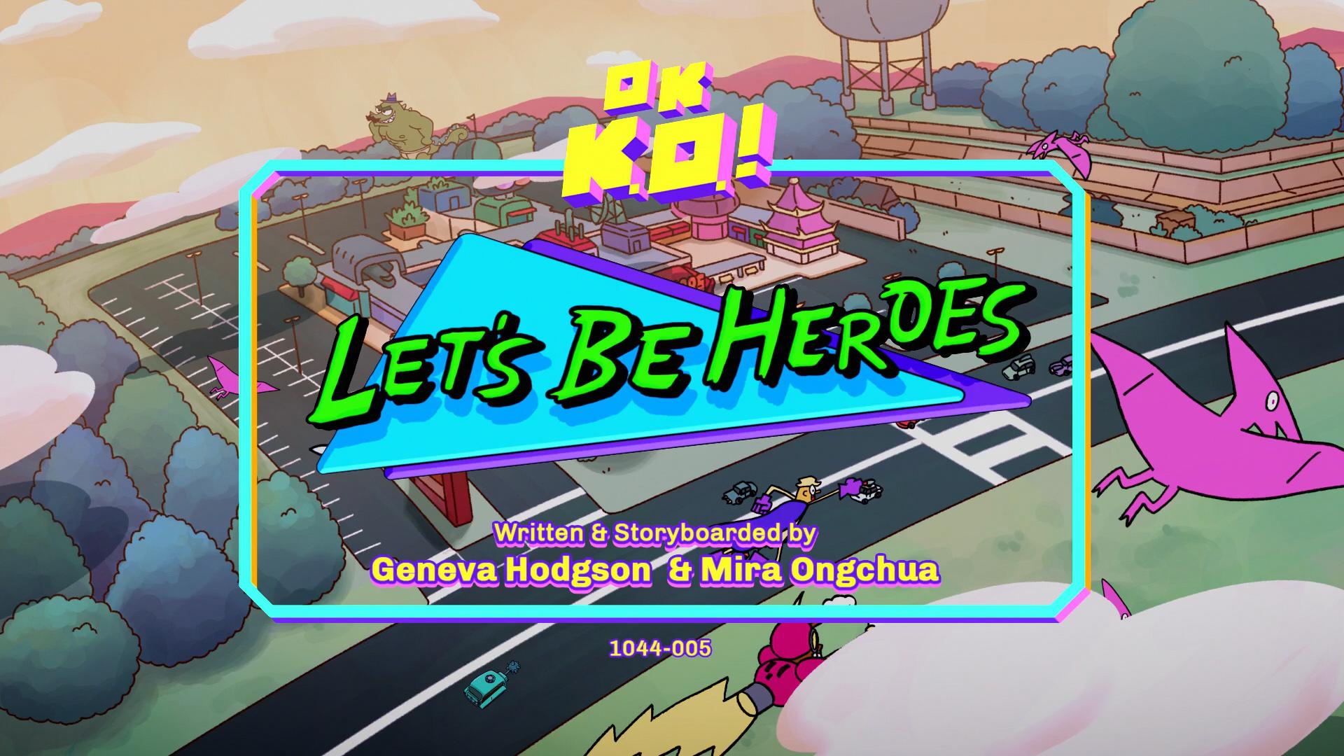 ok ko lets watch the pilot full episode