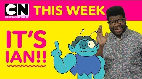 OK K.O.'s Ian Jones-Quartey Cartoon Network This Week