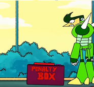Raymond Penalty Box