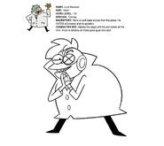Lord Boxman Bio Model