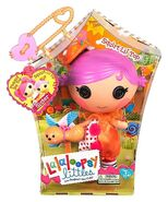 Lalaloopsy Littles Doll Squirt Lil Top- box