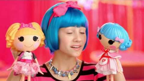 NEW Lalaloopsy!