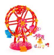 Mini Peanut Big Top with Ferris Wheel Playset