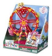 Ferris Wheel Peanut