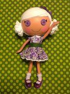 Lavender lalaloopsy doll by peacockandperidot-d5tnp9v