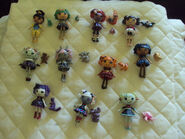 Cute monster high lalas!