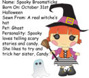 Spooky Broomsticks