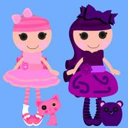 Alisha & Aliyah Powergirls