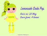 Lemobade soda pop