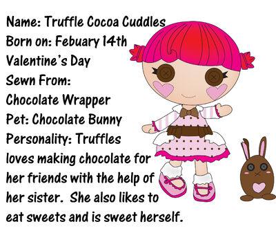 Truffle cocoa cuddles