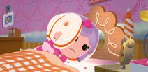The big sheep sleep