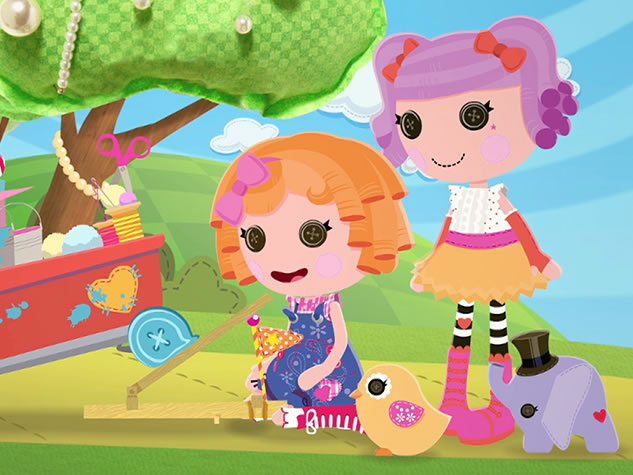 Sunny Side Up Animation Lalaloopsy Girl Wiki Fandom Powered By Wikia