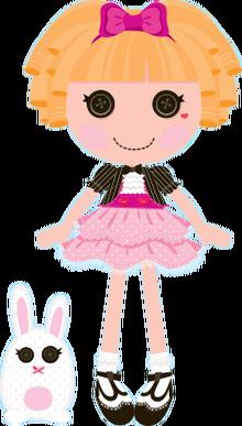 Cartoon Profile Misty