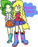Precilla and danna