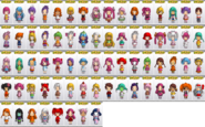 All lalaloopsy dolls as chibis by cloverleaf777-d7hskmm