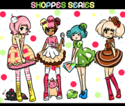 Welcome shoppes by steffuh-d4vakdl
