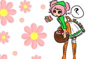 Blossom flowerpot by steffuh-d4vatry