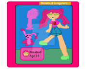 Stitched lalaloopsy rosebud longstem by londonthegoat-d8d9t8e