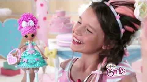 Lalaloopsy Girls Cake Fashion