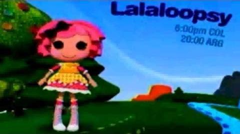 Discovery kids Lalaloopsy introducción