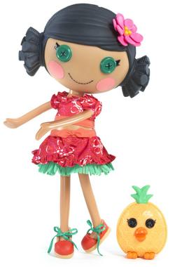 Mango Tiki Wiki Large Doll