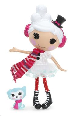 Winter Snowflake Large Doll