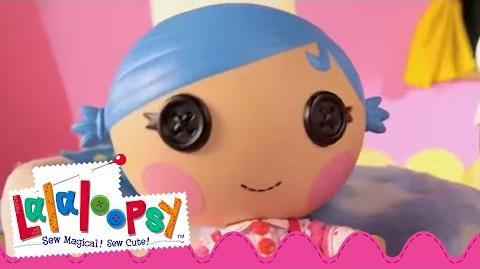 Sew Cute Patient We're Lalaloopsy